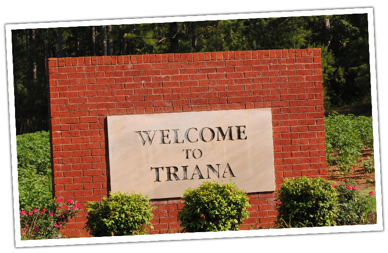Welcome Triana