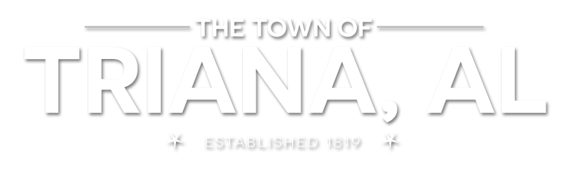 The Town of Triana Logo